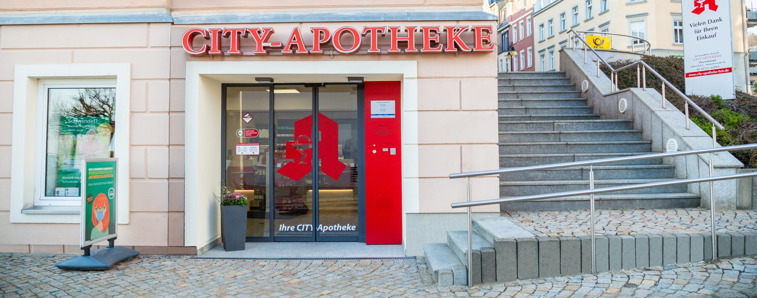 City Apotheke HOT
